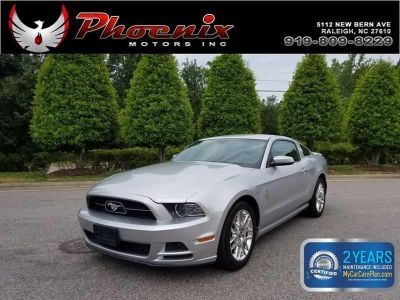 2014 Ford Mustang V6 (Silver)