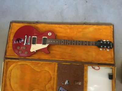Epiphone electric guitar
