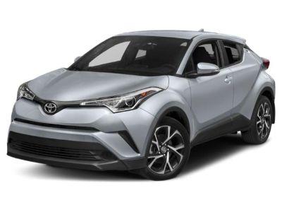 2019 Toyota C-HR FWD (Silver)