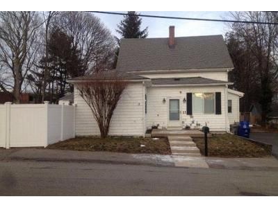 3 Bed 1 Bath Preforeclosure Property in Quincy, MA 02169 - Lyons St