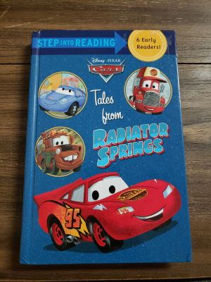 Disney's Cars Takes from Radiator Springs 6 Early Readers Collection Book. Hardcover
