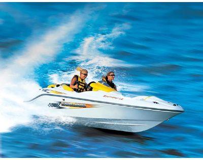 2005 Sea-Doo Sport Boats Sportster LE DI Runabouts Boats Muskegon, MI