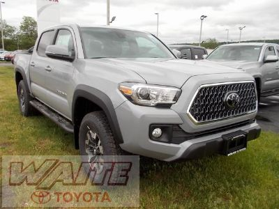 2018 Toyota Tacoma TRD Offroad (Cement)