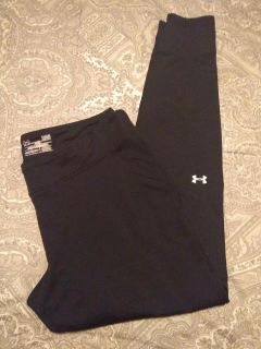 Under armour cold gear leggings, size large