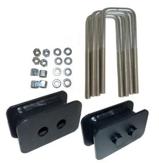 "Sell Traxda 105016 Block Kit 09-13 F-150 2"" Block Replaces Factory Blocks/U-Bolts motorcycle in Naples, Florida, US, for US $161.72"