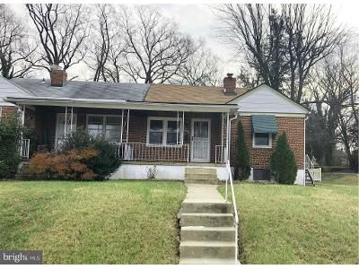 2 Bed 1.5 Bath Foreclosure Property in Baltimore, MD 21214 - Plymouth Rd