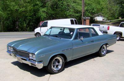 1965 GMC Sierra 1500 SL (Blue)