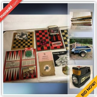 Wareham Downsizing Online Auction -..