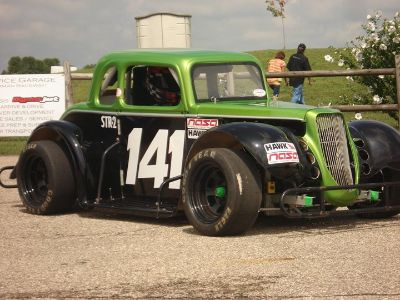 600 Racing 34' Ford Coupe Legend Car