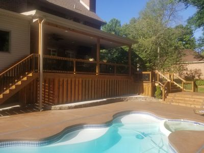 Deck Painting, Staining and Repair - Starts at Just $250