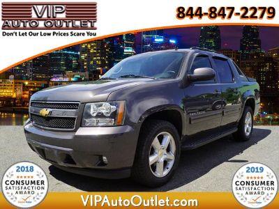 2011 Chevrolet Avalanche LT (Taupe Gray Metallic)