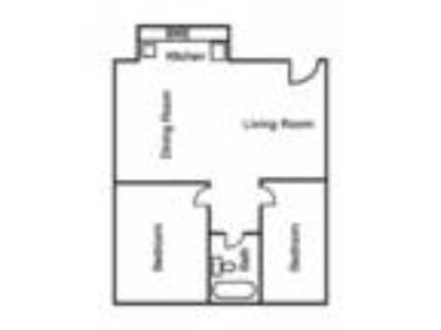 Sycamore Woods Apartment Homes - Floorplan C - Mulberry
