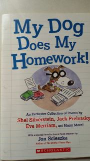 SCHOLASTIC: My Dog Does My Homework!