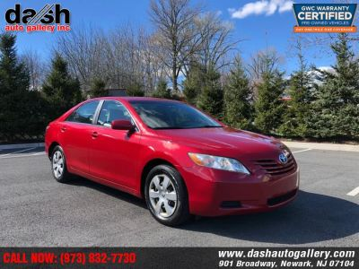 2008 Toyota Camry Base (Barcelona Red Metallic)