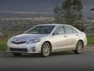 2011 Toyota Camry Base (Silver Or Aluminum)