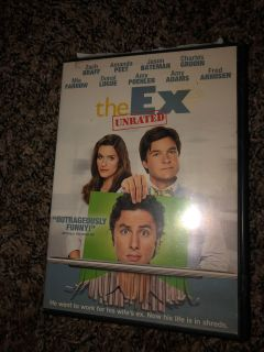 The EX DVD -FIRM ON PRICE