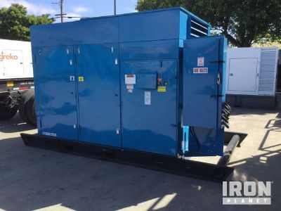 2005 (unverified) Ingersoll-Rand Sierra HH400A Electric Air Compressor