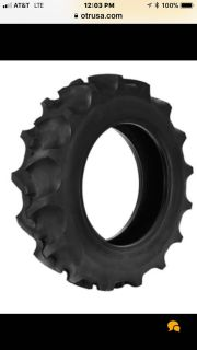 Need 2 Tractor Tires or just Large truck tires