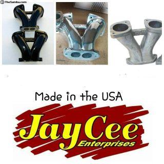 Jaycee Shorty 48 IDA manifolds