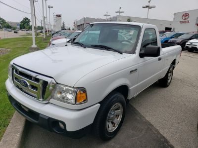 2010 Ford Ranger XL (Oxford White)