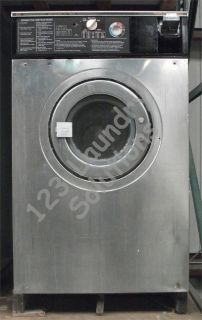Heavy Duty Wascomat Front Load Washer Senior W123 USED
