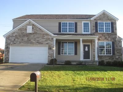 4 Bed 2.5 Bath Foreclosure Property in Plain City, OH 43064 - Wintersweet Ct