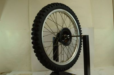 "Buy Honda XR200R Front Wheel and Tire 21"" 1983 motorcycle in Fort Worth, Texas, United States, for US $89.00"