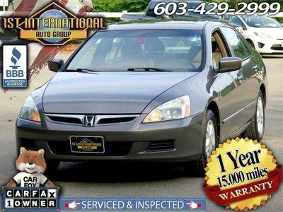 2007 Honda Accord EX-L (Brown)