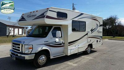 2015 Coachmen Freelander 21QB (Ford)