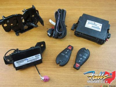 Sell 2013-2016 Dodge Dart Remote Start Kit Mopar OEM motorcycle in Cuyahoga Falls, Ohio, United States, for US $249.95