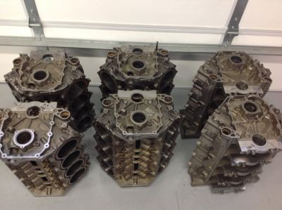 R6P8 completely Machined Blocks