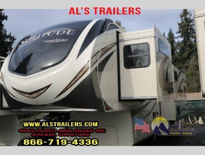 New 2018 Grand Design Solitude 374TH-Trailer RV
