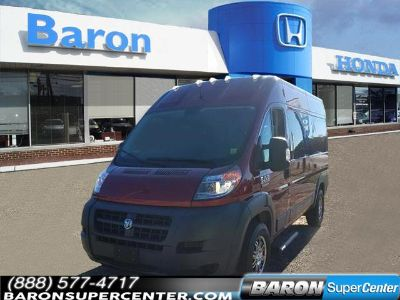 2014 RAM ProMaster 2500 2500 136 WB (Red)