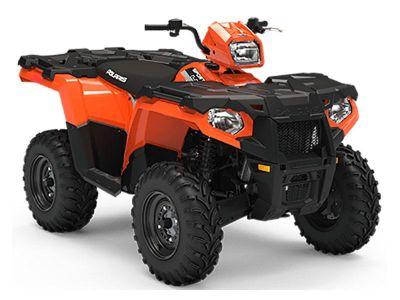 2019 Polaris Sportsman 450 H.O. EPS LE ATV Utility Thornville, OH