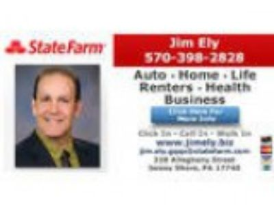 Jim Ely - State Farm Insurance Agent