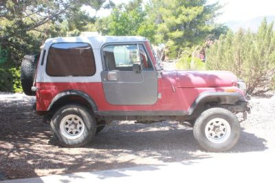 1977 Jeep CJ7 4wd