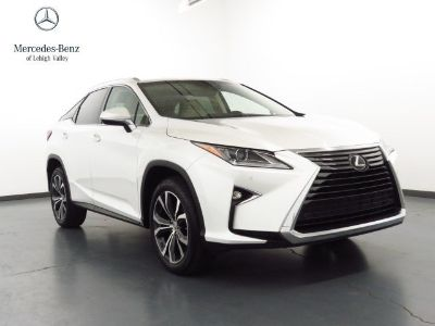 2017 Lexus RX 350 (Eminent White Pearl)