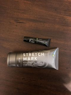Full bottles of IT WORKS stretch mark creams