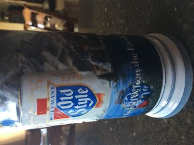 Old Style Beer Stein