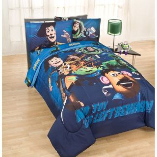 Toy Story Twin/Full Bedding Comforter/Sheet Set