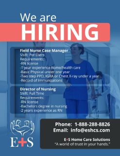 Hiring for Home Care Assistance
