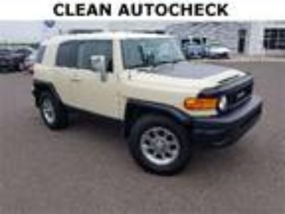 used 2008 Toyota FJ Cruiser for sale.