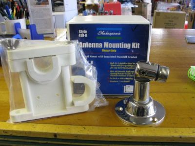 Sell NEW! SHAKESPEARE STYLE #410-R. ANTENNA MOUNNTING KIT. HEAVY DUTY. motorcycle in Marysville, Washington, United States, for US $62.99