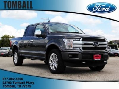 2018 Ford F-150 Platinum (Magnetic)