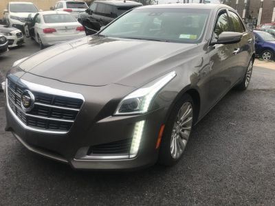 2014 Cadillac CTS 3.6L Luxury Collection (Brown)