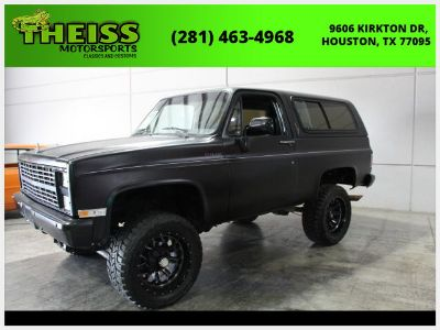 Used 1986 Chevrolet Blazer for sale