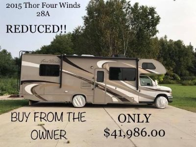Buy from the Owner - 2015 Thor Four Winds 28A
