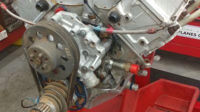 Ford 400cid Aluminum Dirt Late Model