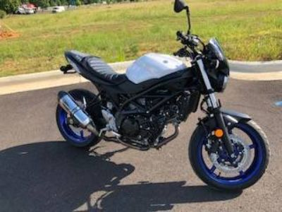 2017 Suzuki SV650 Standard/Naked Motorcycles Bessemer, AL