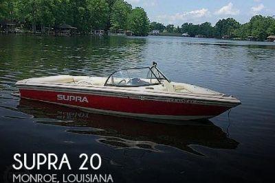 1995 Supra 20